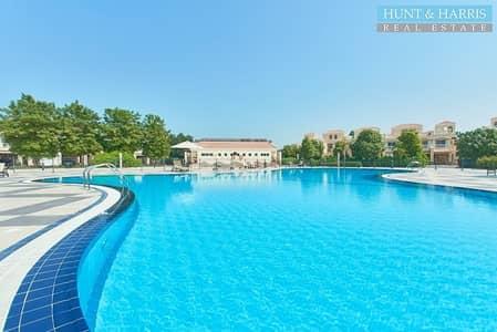 فیلا 2 غرفة نوم للايجار في قرية الحمراء، رأس الخيمة - Move in now - Stunning two bedroom townhouse - Garden Views