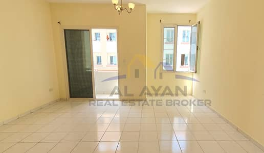 Studio for Rent in International City, Dubai - England Cluster: Studio with Balcony in 17,000/-