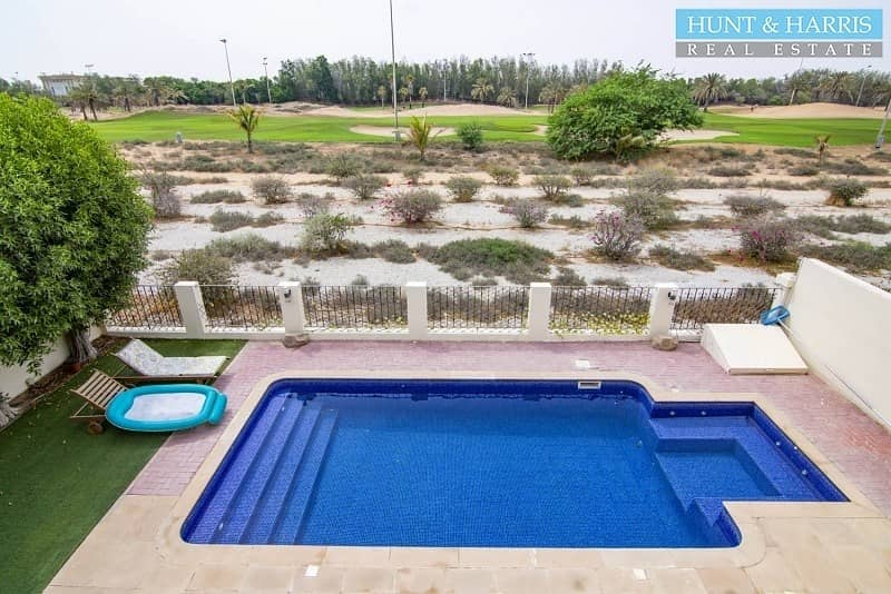 Fully Upgraded - 4 Bed Duplex - Private Pool - Golf Views