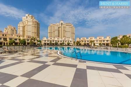 فیلا 2 غرفة نوم للايجار في قرية الحمراء، رأس الخيمة - 2 Bedroom Townhouse - Easy access to the pool - Gated Community
