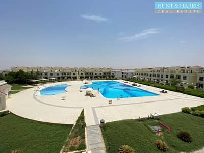 4 Bedroom Villa for Rent in Al Hamra Village, Ras Al Khaimah - Family Community - Premium Property - High Standard