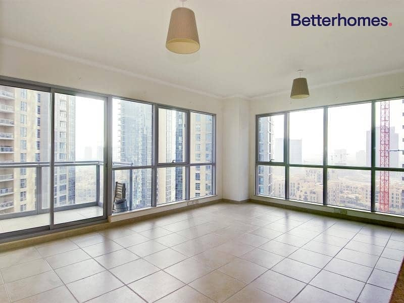 Managed | Beautiful 1BR | Balcony | The Residences