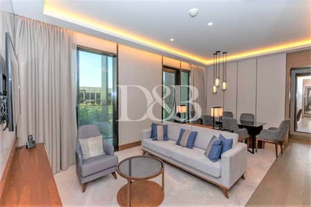 2 Bedroom Apartment for Rent in Bluewaters Island, Dubai - Beach Front Living | Furnished | Bills Inc