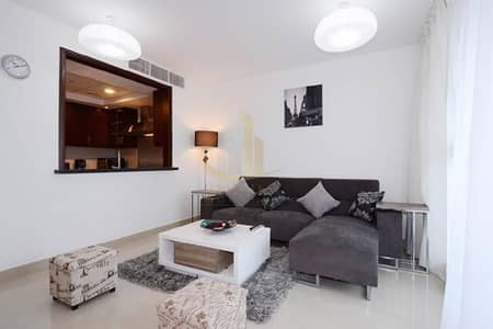 Stunning Location | Fully Furnished Apt. Low Floor