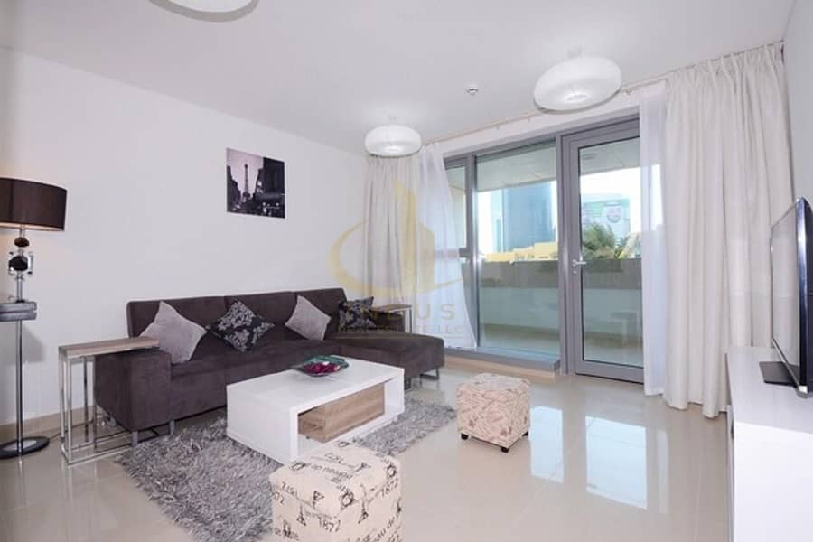 2 Stunning Location | Fully Furnished Apt. Low Floor