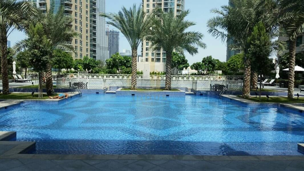 19 Stunning Location | Fully Furnished Apt. Low Floor