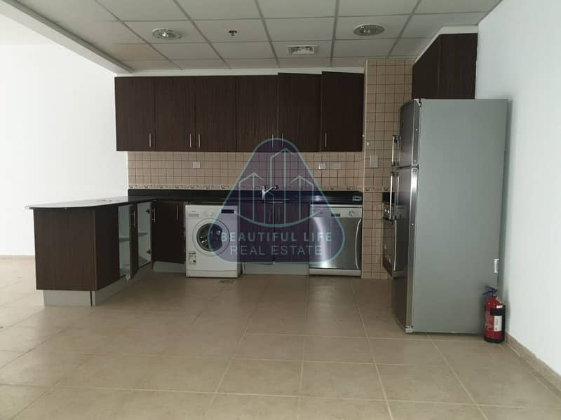 2 Spacious 1BR Apartment Vacant and Unfurnished