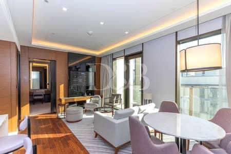 شقة 1 غرفة نوم للايجار في جزيرة بلوواترز، دبي - Luxury Living   Beach Front   Bills Inc.