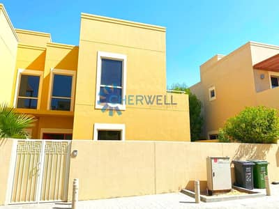 4 Bedroom Townhouse for Rent in Al Raha Gardens, Abu Dhabi - Well Maintained Townhouse | Type S | Vacant | 2 Payments