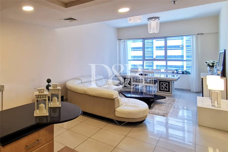 2 Stunning View | Furnished Unit | Balcony