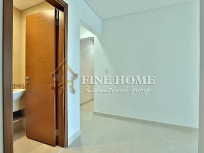 Invest Now! Spacious 3BHK in Yas w/ 3 Balconies.