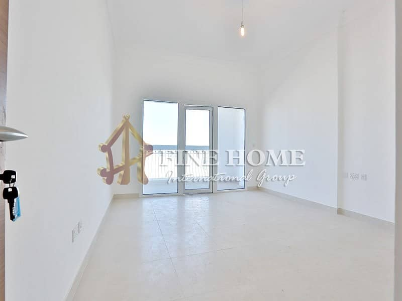 2 Invest Now! Spacious 3BHK in Yas w/ 3 Balconies.