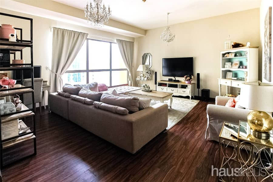 3 Bed + Maids | Upgraded | 2 Parkings
