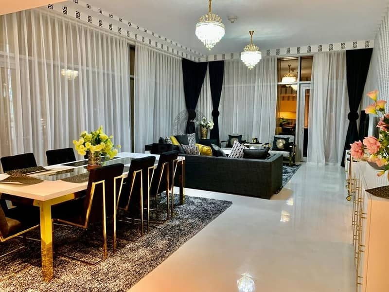 Boulevard view | Fully Furnished | 3 Bedroom+Maidroom | Downtown Dubai