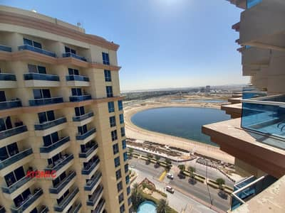 SPACIOUS LAKE VIEW ! LARGE STUDIO WITH PARKING ! THE CRESCENT TOWER