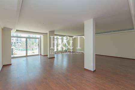 فیلا 3 غرف نوم للايجار في دبي مارينا، دبي - Upgraded Villa | Full Marina View | New to Market