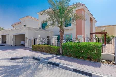 فیلا 5 غرف نوم للبيع في مدينة دبي الرياضية، دبي - Massive Villa for Family Living for Sale
