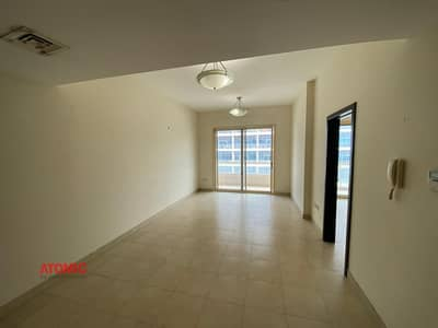 1 Bedroom Flat for Rent in International City, Dubai - One month free large one bedroom +maid room 2 full bathroom for rent in Warsan4 =01