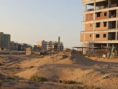 Plot for Sale in Al Jurf, Ajman - An excellent opportunity for investment, commercial land in Al Jurf Industrial Area 3 - Freehold for all nationalities - Ajman