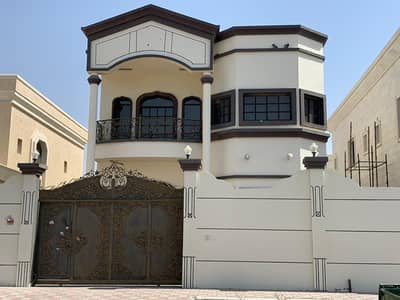 5 Bedroom Villa for Rent in Al Raqaib, Ajman - Hot Deal  5-Bedroom Villa for rent | spacious And luxury | 5 Master Rooms+2 hall | close to all services in Ajman