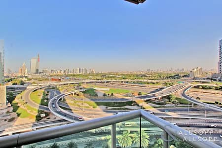 1 Bedroom Flat for Rent in Dubai Marina, Dubai - 1 Bed + Study | Unfurnished | Great View