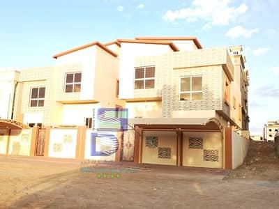 فیلا 6 غرف نوم للبيع في المويهات، عجمان - فيلا للبيع بعجمان منطقة المويهات تصميم مودرن سوير ديلوكس مع امكانية التمويل البنكى