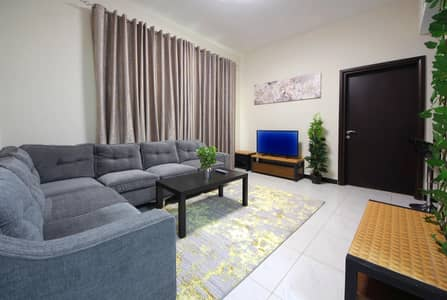 2 Bedroom Flat for Rent in Jumeirah Village Circle (JVC), Dubai - No Commission | Entire 2 Bedroom Apartment | Newly Furnished