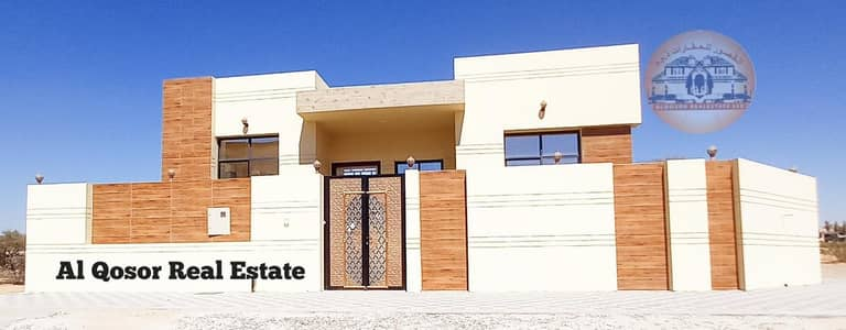 4 Bedroom Villa for Sale in Al Helio, Ajman - Pay less and own a lifetime home without down payment