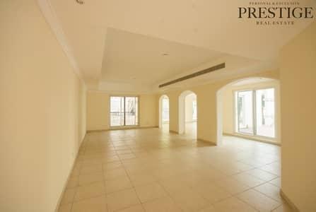 4 Bedroom Villa for Rent in Dubai Media City, Dubai - 4 Bed | Villa | Media City | Rent | Maids room