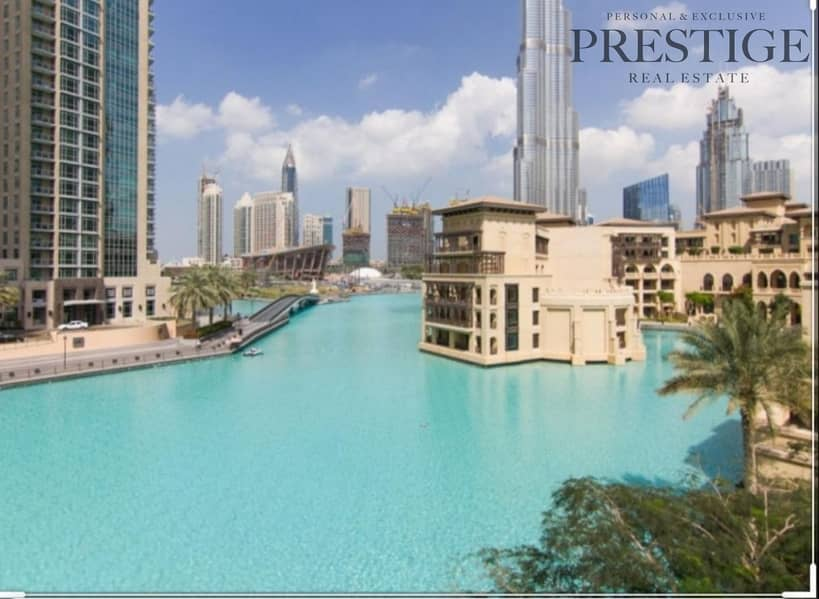 9 Fully Furnished I  One Bed I Burj Khalifa View