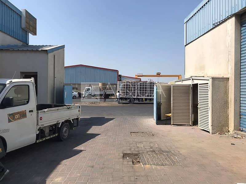 2 130 KW power | Al Qouz 2 | Small Warehouse