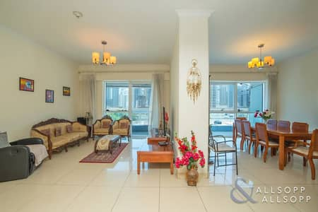 2 Bedroom Apartment for Sale in Jumeirah Lake Towers (JLT), Dubai - 2 Bed | Study | 2 Parking Spaces | Rented
