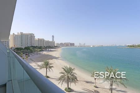 1 Bedroom Apartment for Rent in Palm Jumeirah, Dubai - 1 Bed Sea View | Ready to Move in