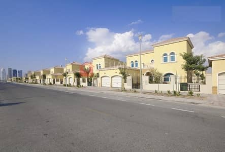 3 Bedroom Villa for Sale in Jumeirah Park, Dubai - Vacant on Transfer | 3 Bed - Legacy Large | Pool