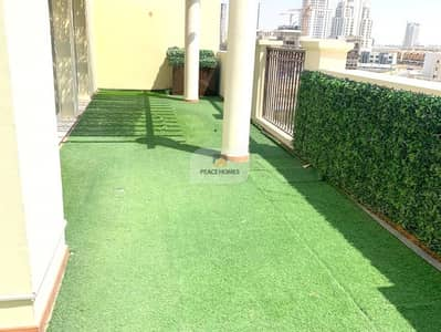 2 Bedroom Apartment for Rent in Jumeirah Village Circle (JVC), Dubai - MULTIPLE CHQS | HUGE TERRACE @60K