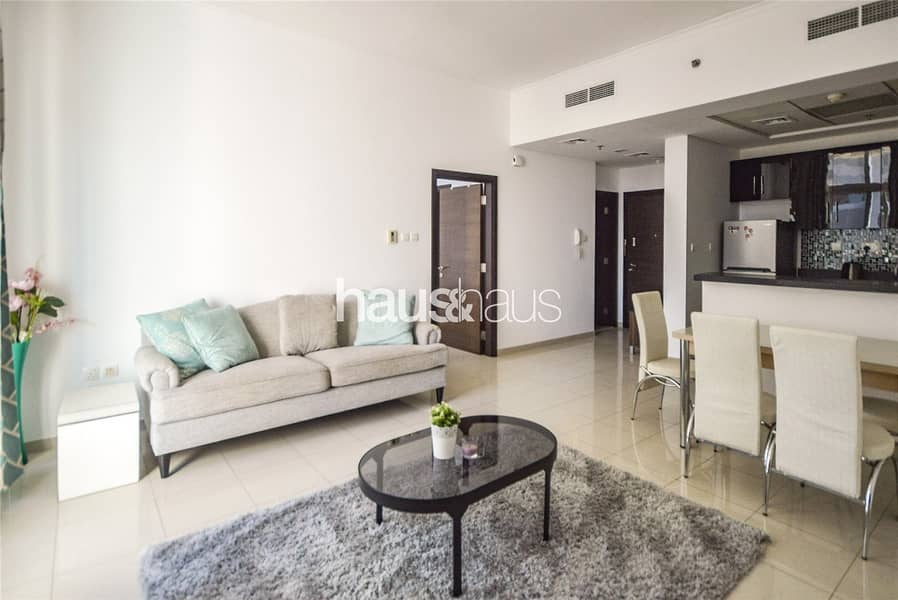One Bedroom | Fully Furnished | Modern