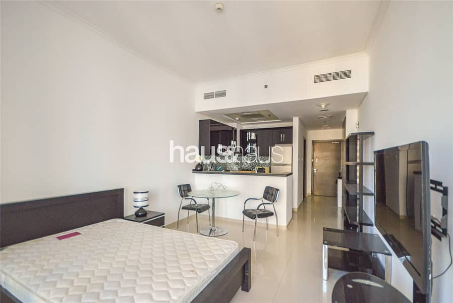 Fully Furnished | Studio | High Floor | Vacant