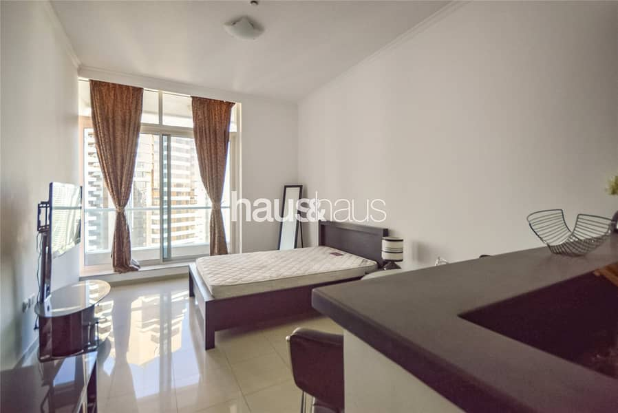 2 Fully Furnished | Studio | High Floor | Vacant