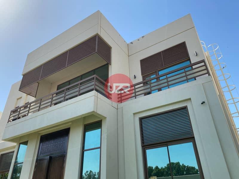 30 Best Location - Type C - 5 Bedroom Villa