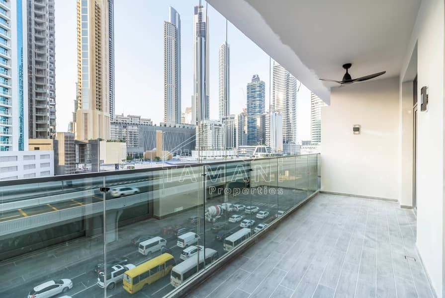 8 Prime Location | Band New | Fully Furnished 1BR