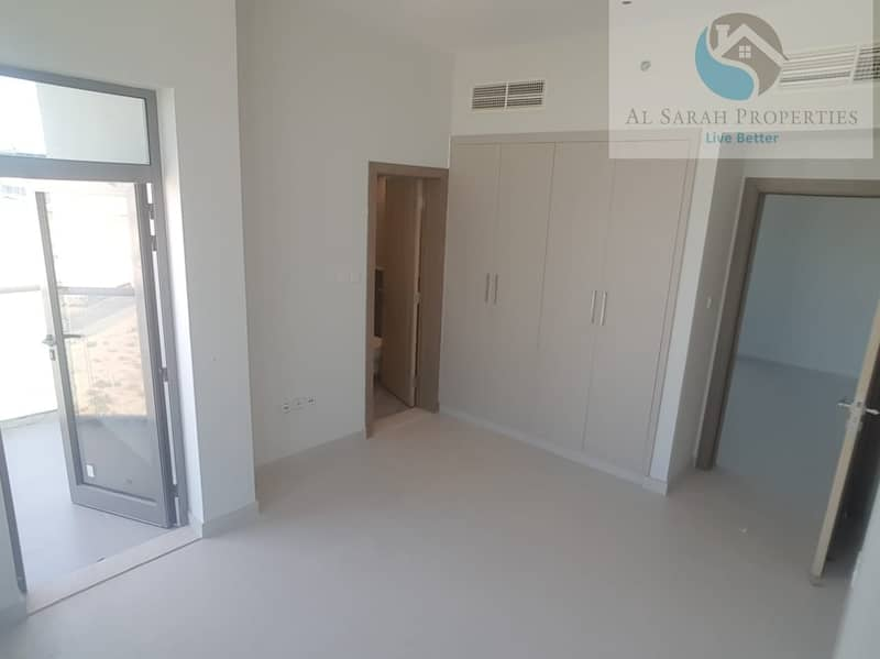 7 one bedroom for rent in brand new building in warsan 1 with all facilities