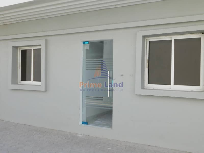 Brand New Ground floor Office with window