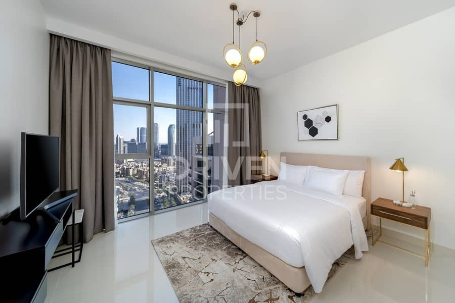 16 Fully Furnished 3Bedroom | Boulevard View