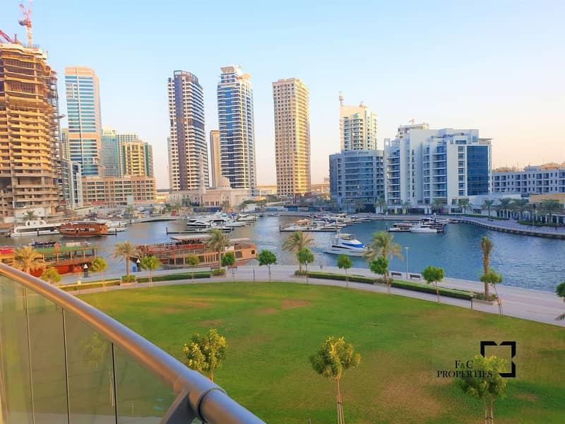 Amazing Marina View |  2br+Maids  | Chiller Free
