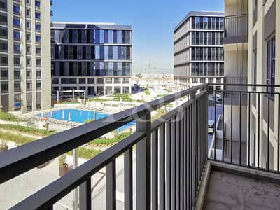 1 Bedroom Apartment for Rent in Dubai Hills Estate, Dubai - VACANT | STUNNING POOL VIEW | BRAND NEW