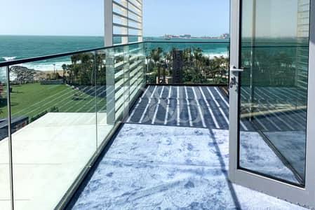 شقة 4 غرف نوم للبيع في جزيرة بلوواترز، دبي - Best Layout | Large Corner | Full Sea view