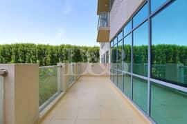 Ground Floor | Chiller Free | Large Balcony