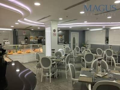 Restaurant For Sale | JLT | Spacious