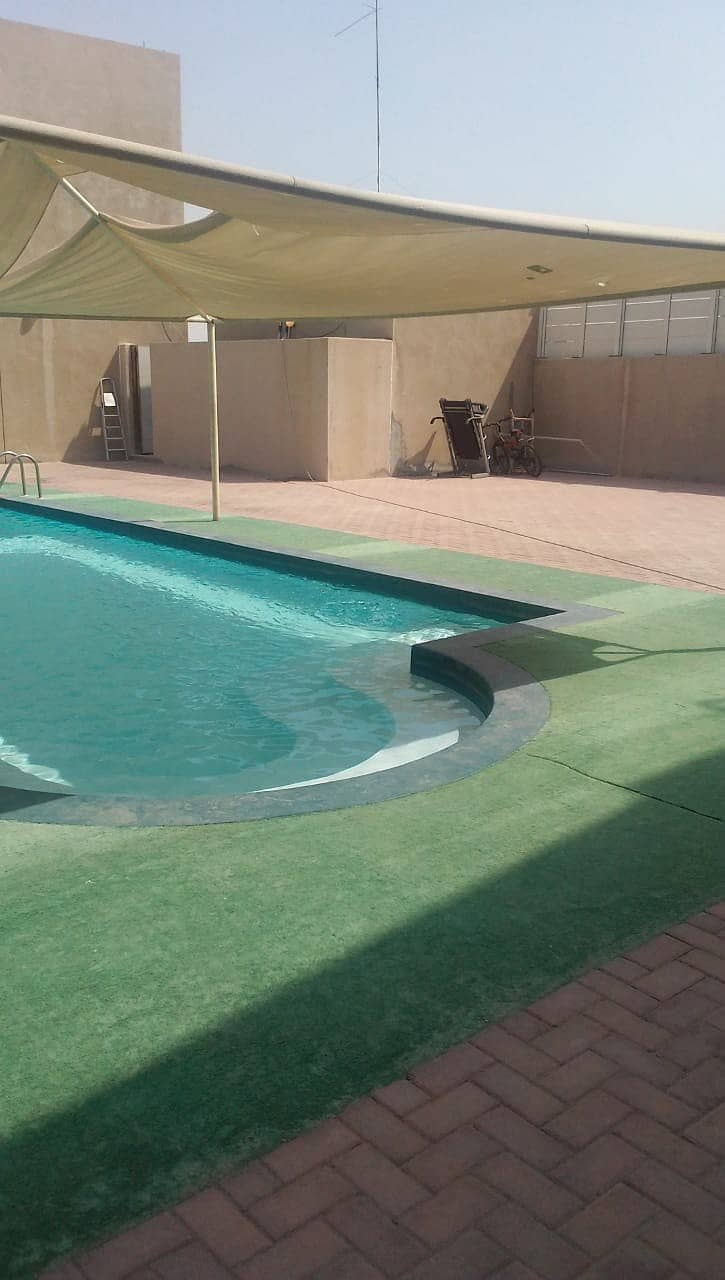 3 Bed Room Hall English Villa in Al Nauimiya ajman