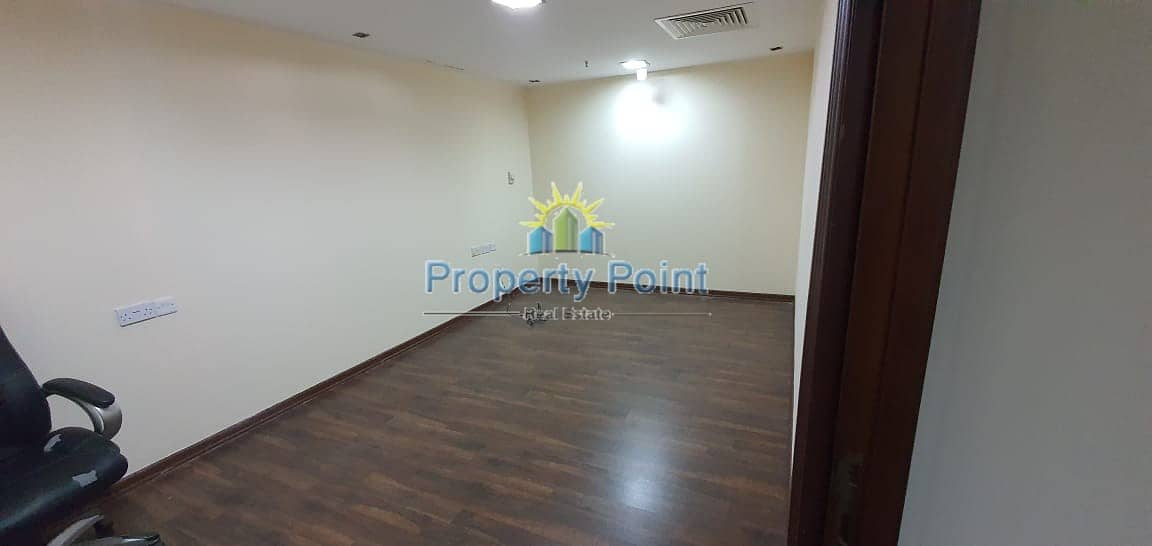 10 52 SQM Office Space for RENT | Khalidiya Area